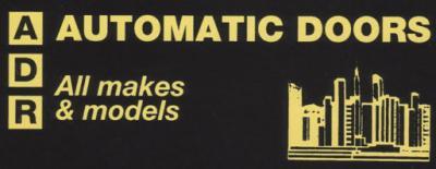 ADR Automatic Doors