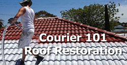 Courier 101 Roof Restoration