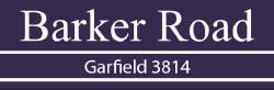 Barker Rd Development